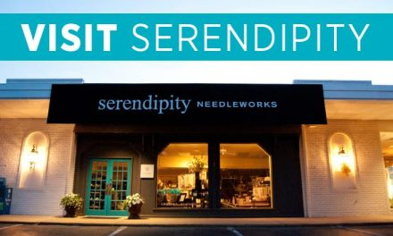 2017 NatCroMo Blog Tour, March 1: Serendipity Needleworks