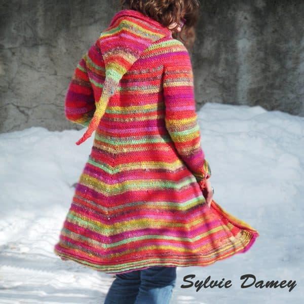 Sylvie Damey | Chez Plum | Boreal Coat