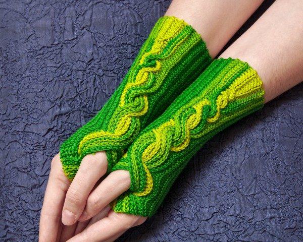 Tanja Osswald | Osswald Design | Comet Gloves