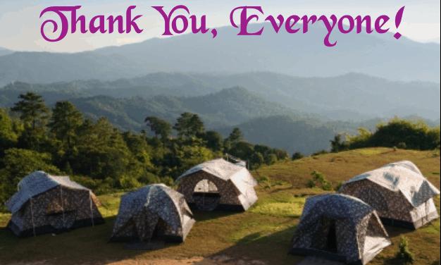 A Big 2017 Blog Tour Thank You!