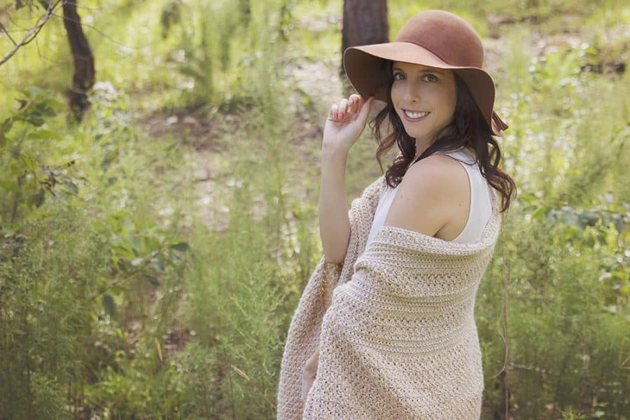 Crochet Designer Briana Kepner of Briana K Designs