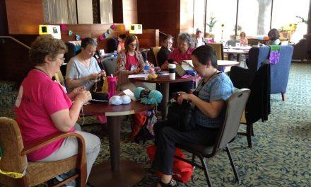 2017 NatCroMo Blog Tour, March 23: CGOA Crochet Conference