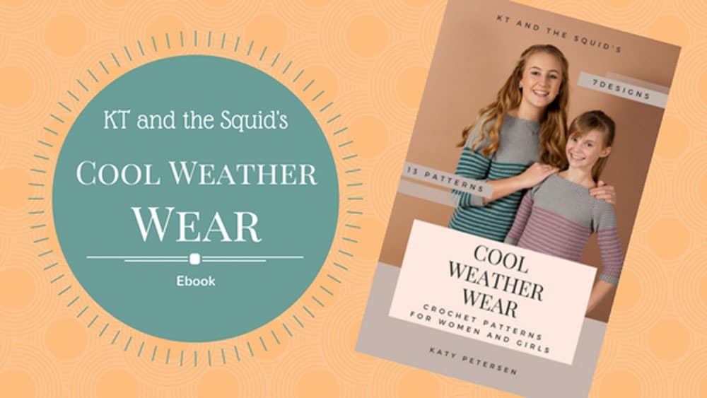 KT and the Squid's Cool Weather Wear ebook