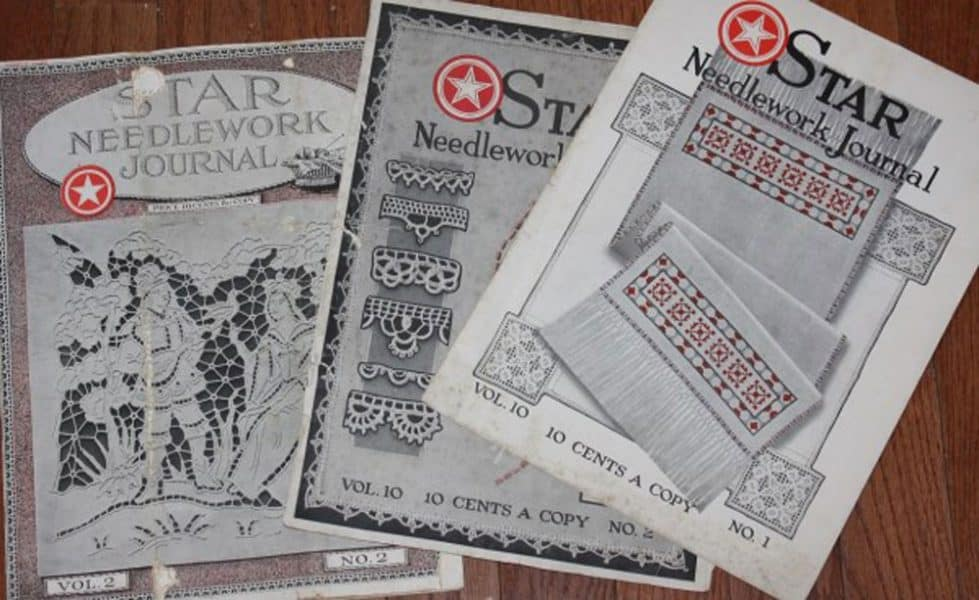 Vintage Crochet Publications - Giveaway #4 from Karen C.K. Ballard