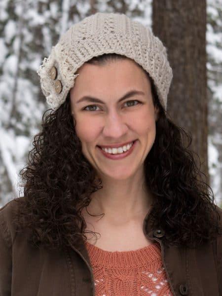 Kirsten Holloway - Crochet Designer