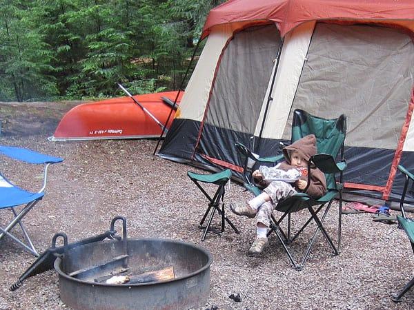 Kirsten Holloway Designs Campsite