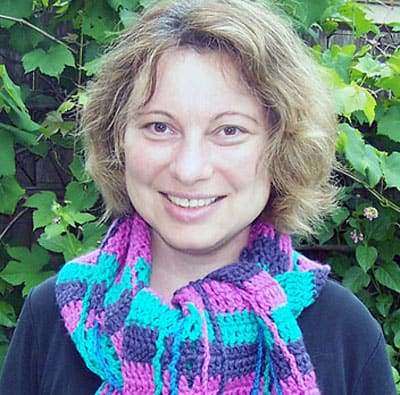 Natasha Robarge - Crochet Designer