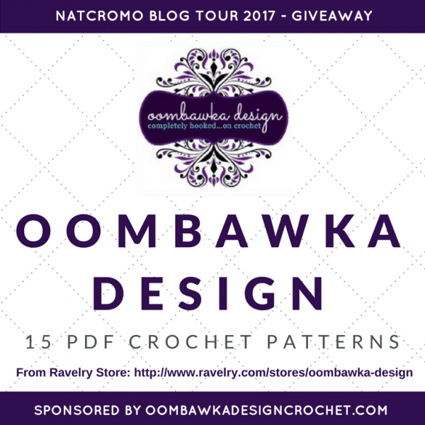 Pattern Giveaway from Oombawka Design