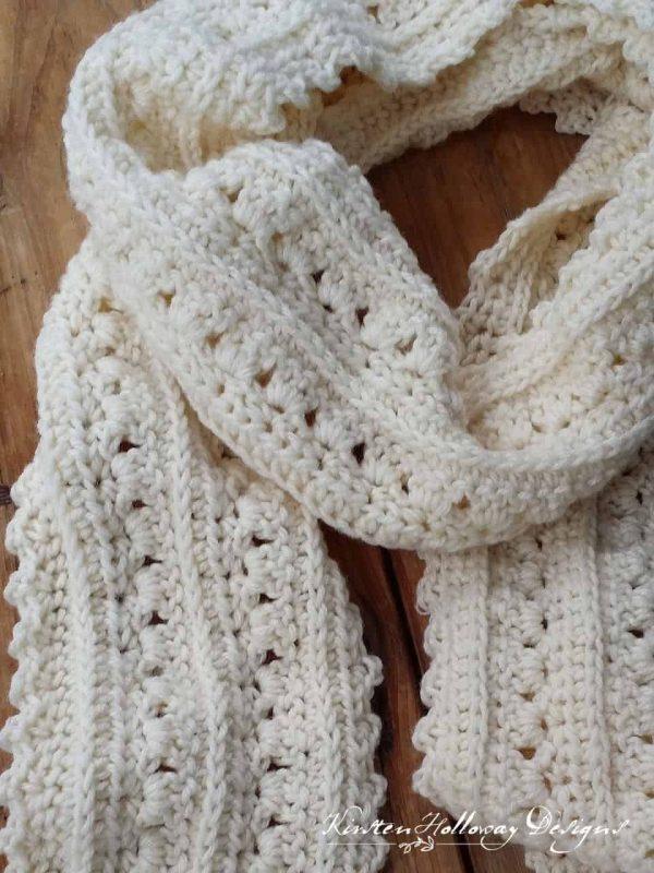 Primrose and Proper Super Scarf- Crochet - Kristen Holloway
