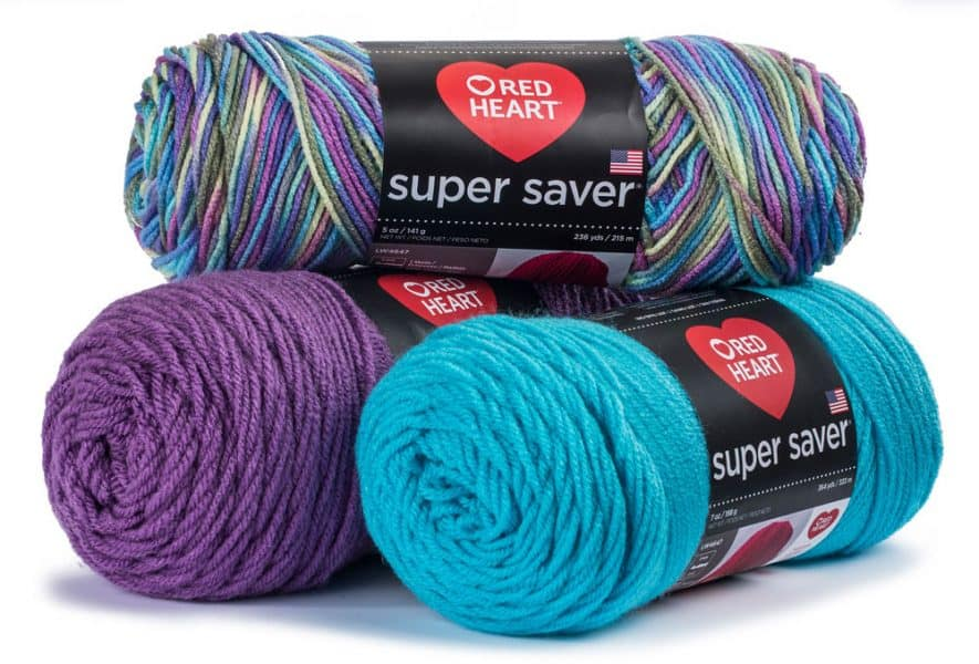 Red Heart Yarns - Super Saver