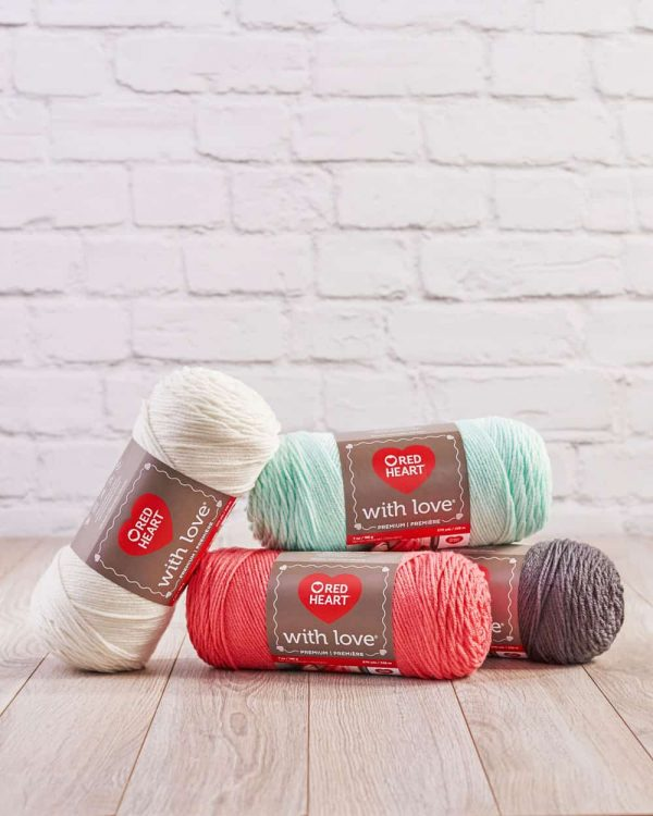 Red Heart Yarns - With Love