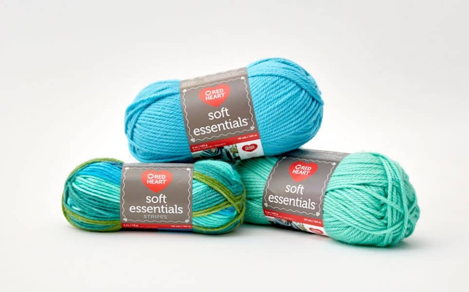 Red Heart Yarns - Soft Essentials