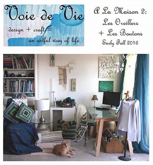 A La Maison 2 - Crochet - Voie de Vie