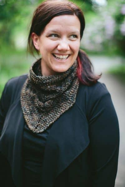 Abbey Swanson, Crochet Designer at The Firefly Hook