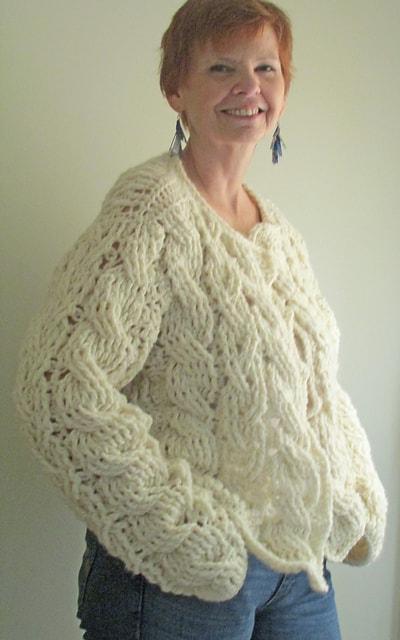 Akua Lezli Hope | Ascension Sweater