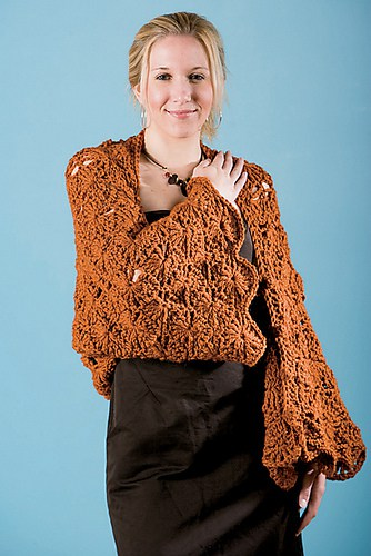 Akua Lezli Hope | SUnrays Shrug/Shawl