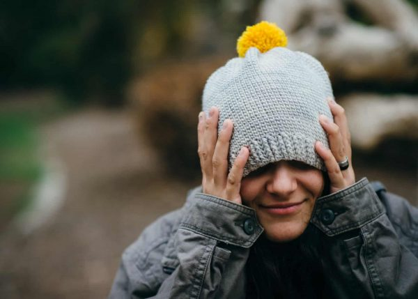 Alessandra Hayden | Just Be Happy Crochet | Stockinette Hat
