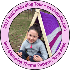 Best Glamping Theme Pattern - Button 1