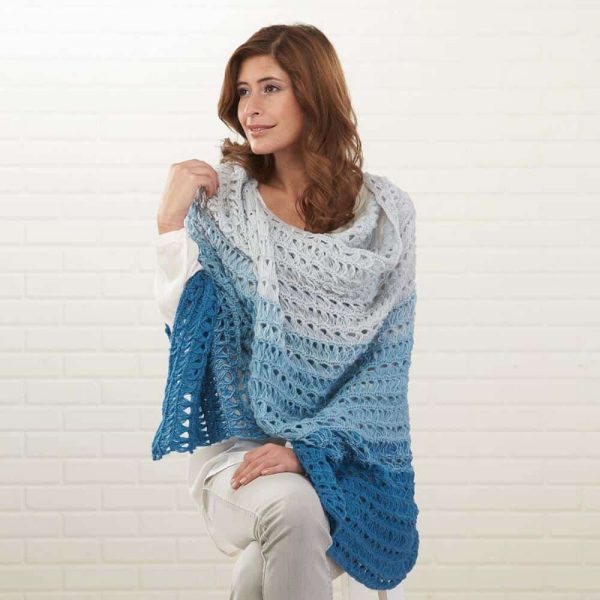 Beth Major | Crochet Gypsy | Enchantment Wrap