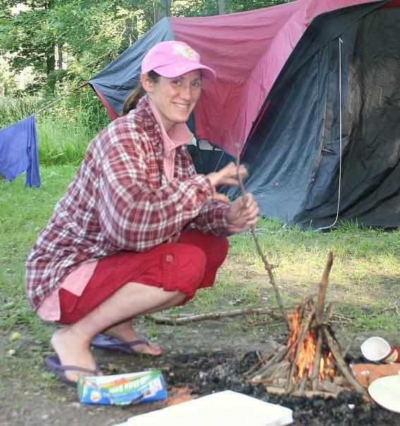 Beth Major | Crochet Gypsy | Favorite Glamping Location