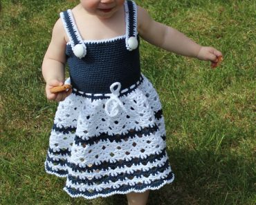 Carol Rupprecht | Sweet Potato Crochet Creations | Amelia Dress