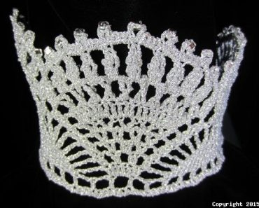 Amy Shelton | Crochetville | Queen for a Day Crown