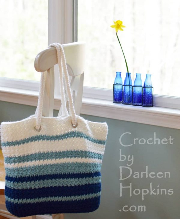 Darleen Hopkins | Modern Tote