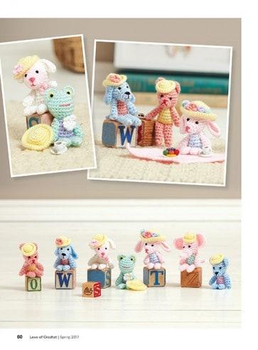 Donna Childs | Dolls | Love of Crochet