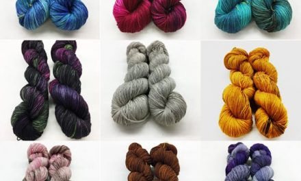 2017 NatCroMo Blog Tour, March 15: Dragonfly Fibers