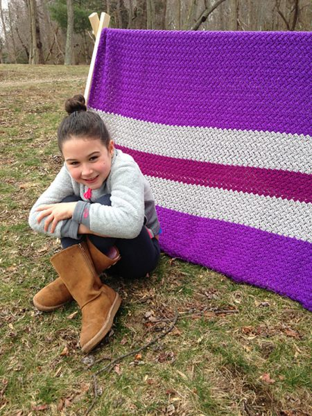 Glaming Play Tent - Crochet- Susie Allen