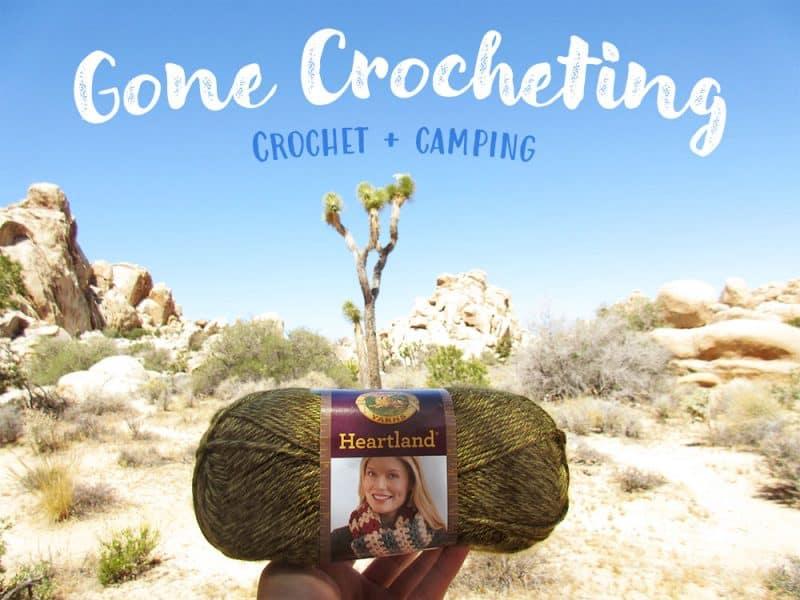 Gone Crocheting - Julie King