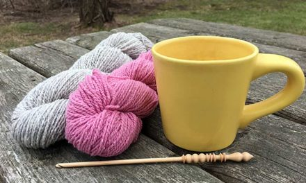 2017 NatCroMo Blog Tour, March 18: Green Mountain Spinnery