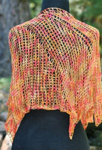 Interlude Tunisian Cowl - Crochet - Linda Dean