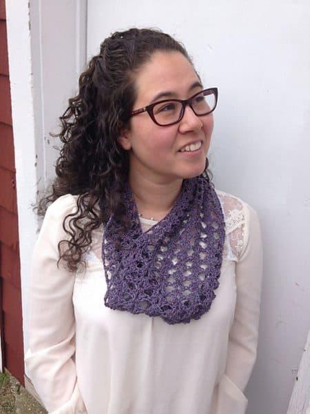 Jody Cowl - Crochet - Susie Allen
