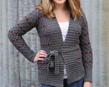 Katula Cardi - Crochet - Katy Petersen