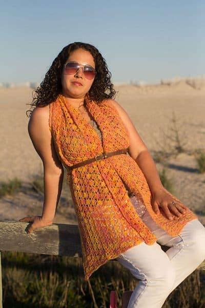 Kismet Shawl - Crochet - Susie Allen