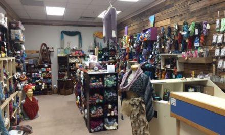 2017 NatCroMo Blog Tour, March 11: Little Yarn Shoppe