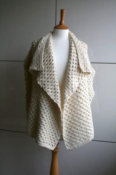 Granny Square Coat 250 by Luz Mendoza