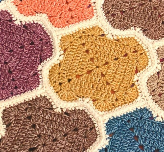 Moroccan Lattice Sneak Peek - Julie Yeager