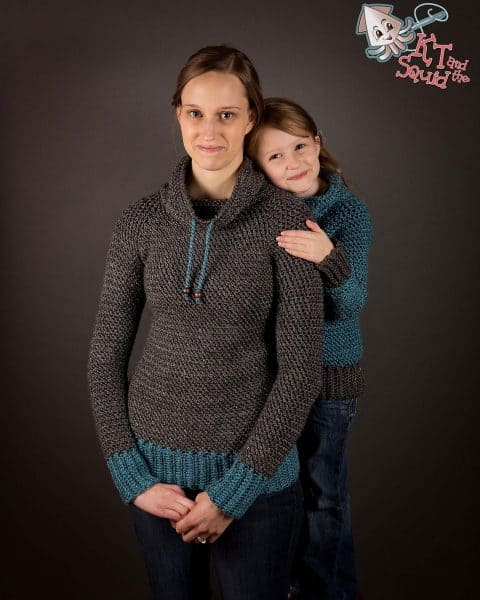 My Favorite Crochet Pullover - Katy Petersen