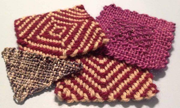 Sparkle Studio | Advanced Pin Loom Weavig by Amy