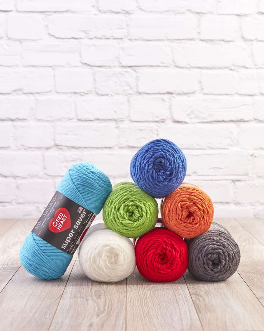 Red Heart Super Saver, America's Favorite Yarn