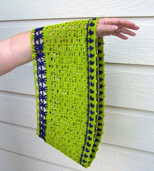 Spring Cowl - Crochet - Natasha Robarge