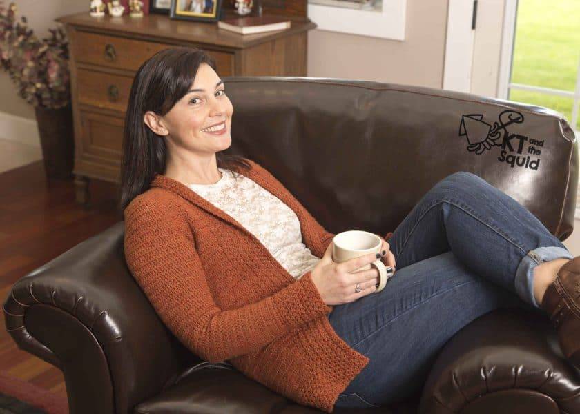 Stark Cardi - Crochet - Katy Petesen