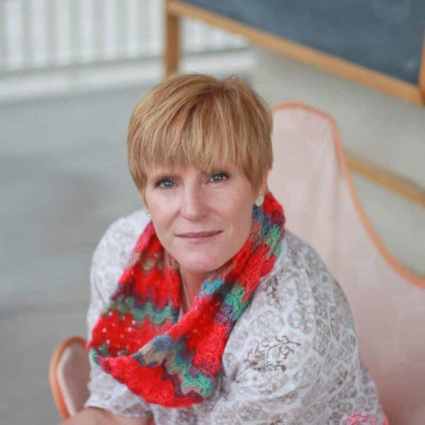Susan Carlson, Crochet Designer