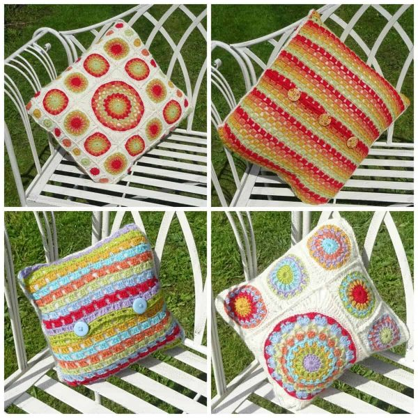Valerie Bracegirdle | Agrarian Artisan | Anniversary Mandala Cushion