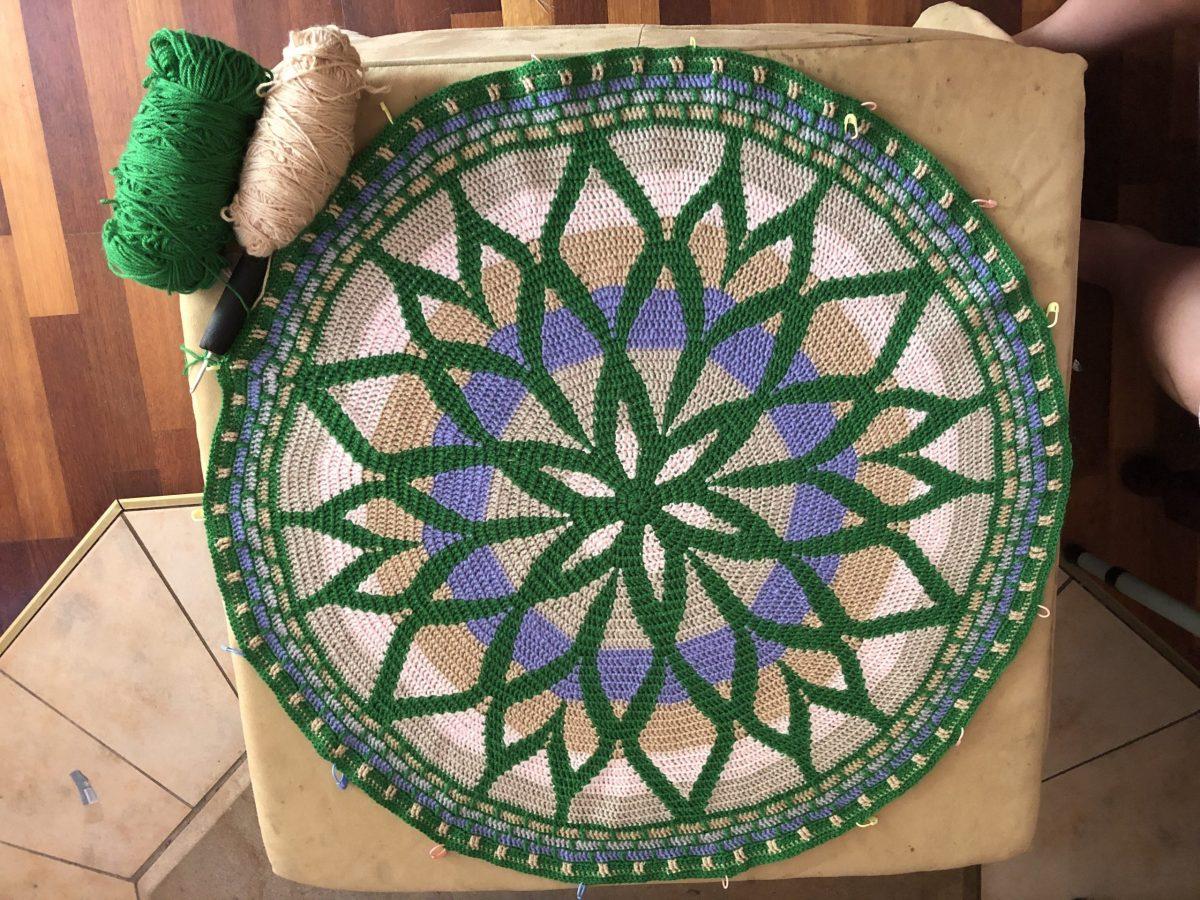 Tara Symons, Featured Crochet Hobbyist