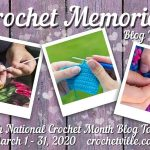 Crochet Memories Blog Tour NatCroMo 2020