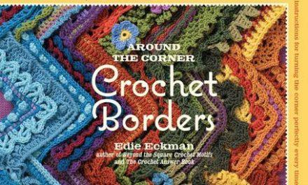 Favorite Crochet Books of 2015 NatCroMo Blog Tour Designers