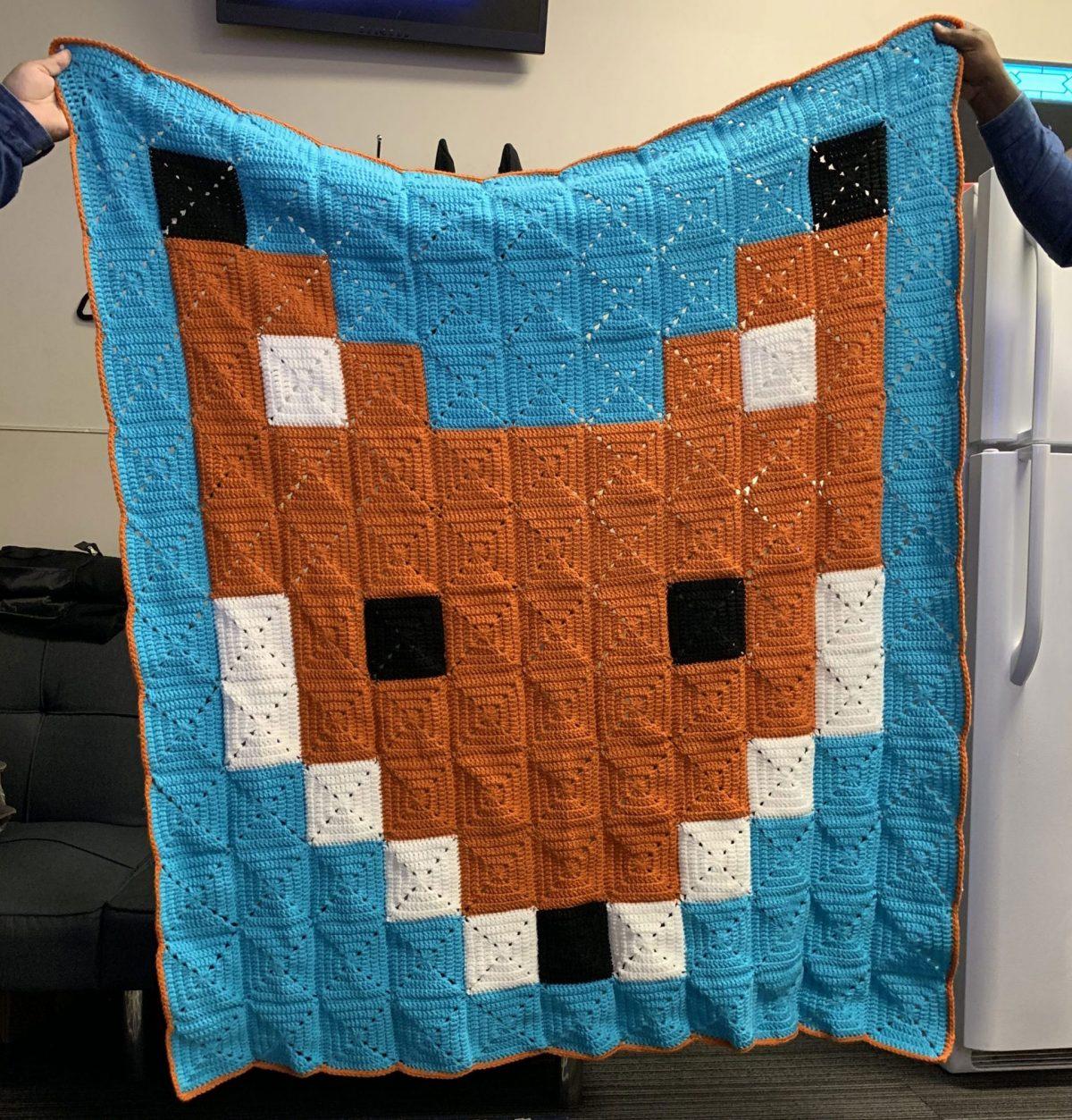 Ashley Valdez, Featured Crochet Hobbyist